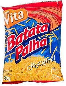 BATATA PALHA AMAVITA - 80g