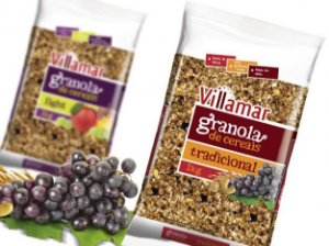 Granola tradicional - Villamar - 1kg