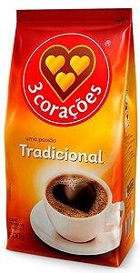 CAFE 3 CORAÇOES TRADICIONAL - 500g