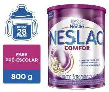 COMPOSTO LACTEO COMFOR NESLAC - NESTLE - 800g