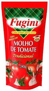MOLHO DE TOMATE TRADICIONAL - FUGINI - 340g