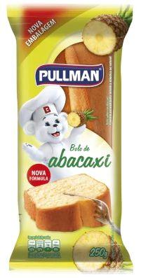 BOLO DE ABACAXI - PULLMAN - 250g