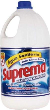 AGUA SANITARIA - SUPREMA - 5L