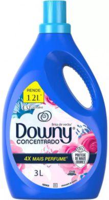 AMACIANTE PARA ROUPA CONCENTRADO BRISA DE VERAO - DOWNY - 3L