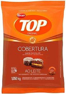COBERTURA DE CHOCOLATE EM GOTAS AO LEITE - HARALD - 1,050kg