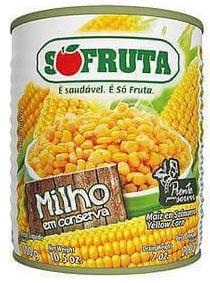 MILHO - SO FRUTA - 170g