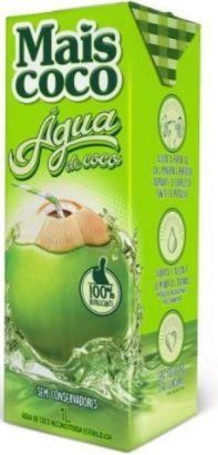 AGUA DE COCO - MAIS COCO - 1L