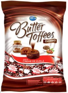 BALA BUTTER TOFFEES - ARCOR - 500g
