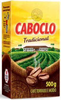 CAFE ALMOFADA - CABOCLO - 500g