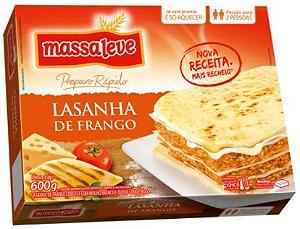 LASANHA - MASSA LEVE - 600g