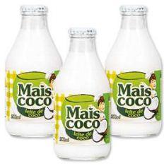 LEITE DE COCO - MAIS COCO - 200mL