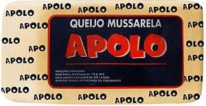 QUEIJO MUSSARELA - APOLO - 100g