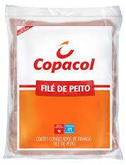 FILE DE PEITO DE FRANGO - COPACOL - 1kg
