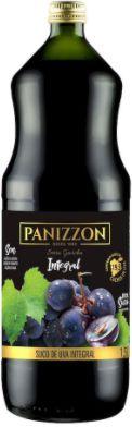 SUCO INTEGRAL SABOR UVA - PANIZZON - 1,5L