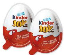 CHOCOLATE FERRERO - KINDER JOY - 20g