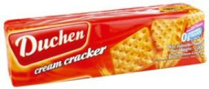 BISCOITO CREAM CRACKER - DUCHEN - 200g