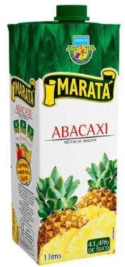 SUCO NECTAR SABOR ABACAXI - MARATA - 1L