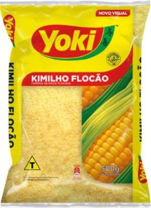 Kimilho flocao - Yoki - 500g