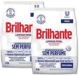 SABAO EM PO - BRILHANTE - 4kg