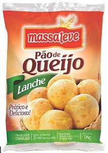PAO DE QUEIJO - MASSA LEVE - 1kg
