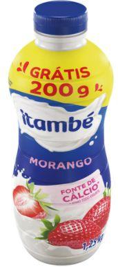 Iogurte de morango - Itambe - 1,25kg