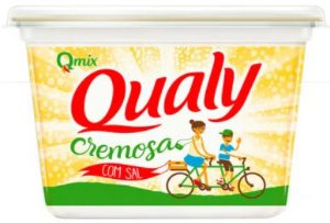 MARGARINA COM SAL - QUALY