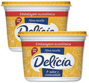 Margarina com sal - Delicia