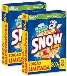 CEREAL MATINAL SNOW FLAKES - NESTLE - 800g