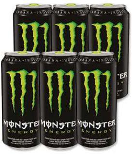 ENERGETICO - MONSTER - 473mL