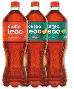 CHA GELADO ICE TEA - MATTE LEAO - 1,5L