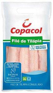FILE DE TILAPIA - COPACOL - 800g