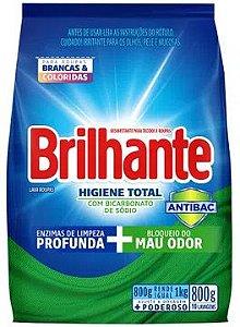 SABAO EM PO HIGIENE TOTAL - BRILHANTE - 800g