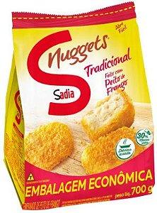 Nuggets tradicional - Sadia - 700g