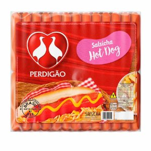 Salsicha hot dog - Perdigao