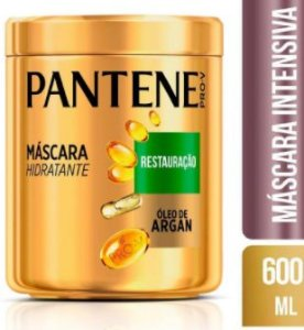 MASCARA HIDRATANTE - PANTENE - 600mL