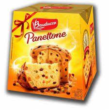 Panettone de frutas - Bauducco - 500 gr