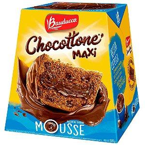 CHOCOTTONE MAXI SABOR MOUSSE DE CHOCOLATE - BAUDUCCO - 500g