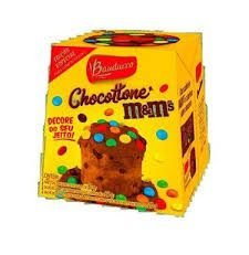 Chocottone - M&M's · Mini - Bauducco - 80 gr