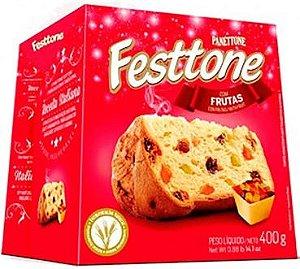 Panettone de frutas - Festtone - 400 gr
