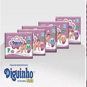 FRALDA INFANTIL DIGUINHO - P-M-G-EG-SXG