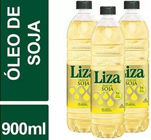 OLEO DE SOJA - LIZA - 900mL