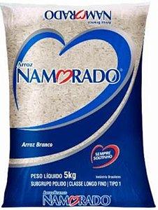 ARROZ BRANCO AGULHINHA T1 - NAMORADO - 5kg