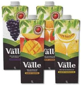SUCO NECTAR - DEL VALLE