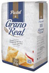 FARINHA DE TRIGO - GRANO REAL - 5kg
