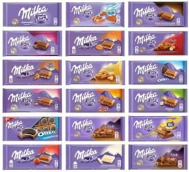 CHOCOLATE - MILKA
