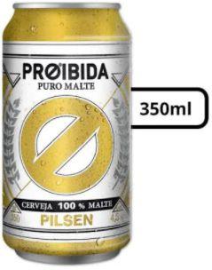 Cerveja - Proibida