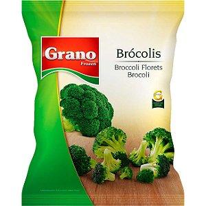 BROCOLIS CONGELADO - GRANO - 2kg