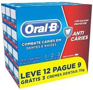 CREME DENTAL - ORAL B