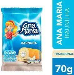 BOLO ANA MARIA - PULLMAN