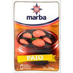 LINGUIÇA PAIO - MARBA - 370g
